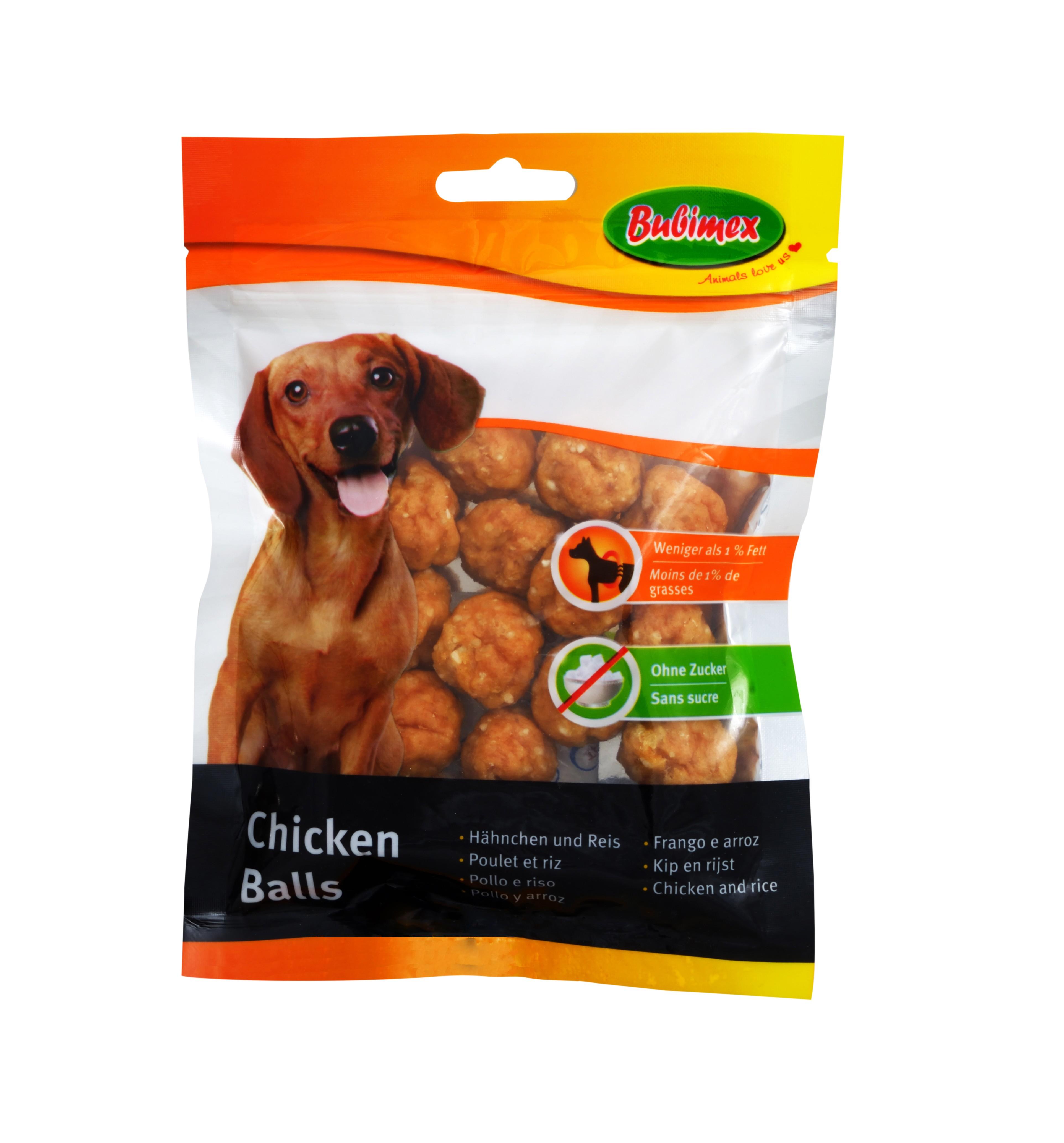 chicken balls poulet et riz 100g crisclo nutrition aliments et accessoires pour animaux. Black Bedroom Furniture Sets. Home Design Ideas
